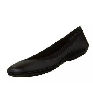New Bandolino Edition Black Leather Flats 8M